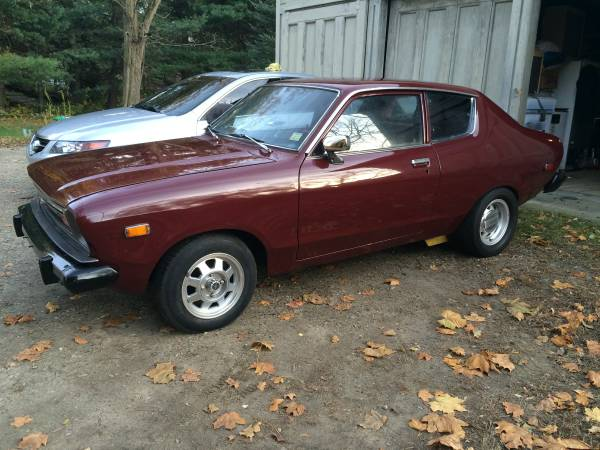 1975 Datsun B210 2 Door Hatchback Coupe For Sale in ...