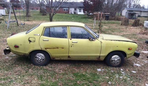 1977 Datsun B210 4 Door Sedan For Sale In Damiansville Illinois