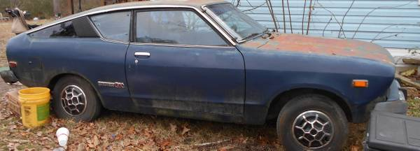 1977 $ 78 Datsun B210 Hatchback Coupe Parts For Sale in ...