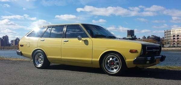 1979 Datsun B210 Wagon Automatic For Sale In New York City