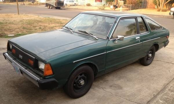 1980 Datsun B210 Hatchback Coupe For Sale in Salem, Oregon