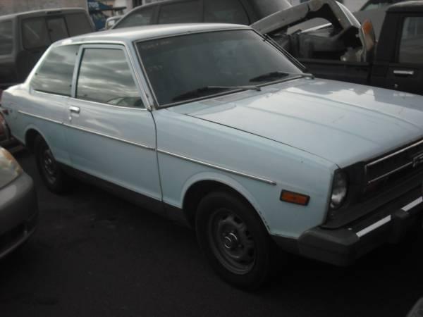 Datsun B210 For Sale In Hawaii Nissan Sunny 1973 1983