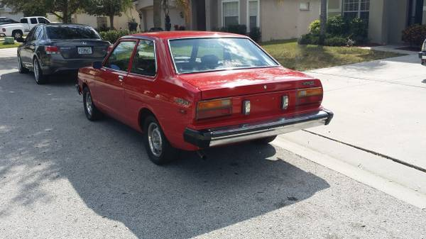 1980 Datsun B210 Hatchback Coupe For Sale In Riverview