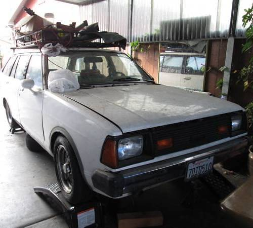 1981 Datsun B210 Station Wagon For Sale In Los Angeles