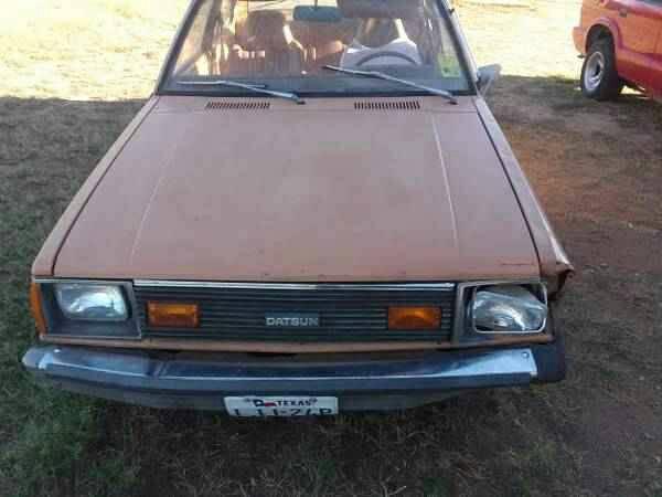 1978 Datsun B210 4 Door Sedan For Sale in Virginia Beach