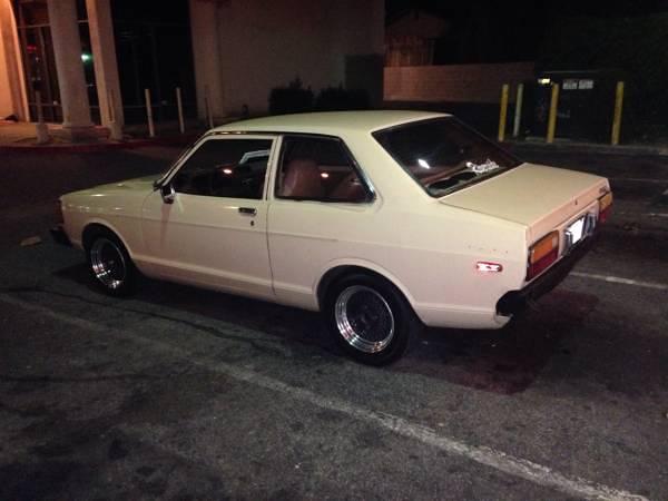 Riverside Auto Salvage >> 1981 Datsun B210 2 Door Sedan For Sale in Riverside ...