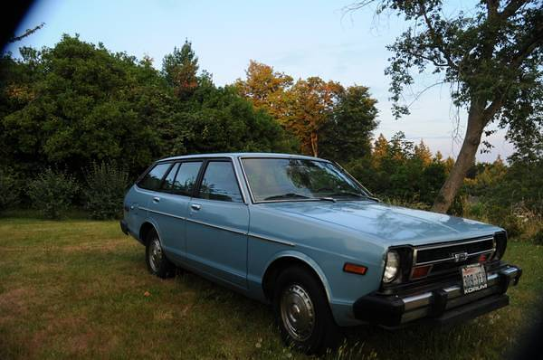 1979 Datsun B210 Wagon For Sale in Mercer Island, Washington