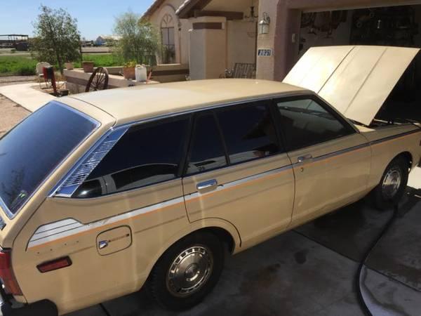1979 Datsun B210 Wagon For Sale In Phoenix Arizona