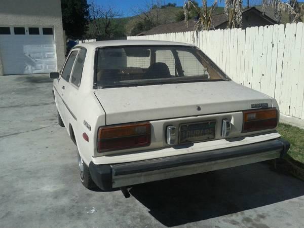 1981 Datsun B210 2 Door Sedan For Sale in San Bernardino ...