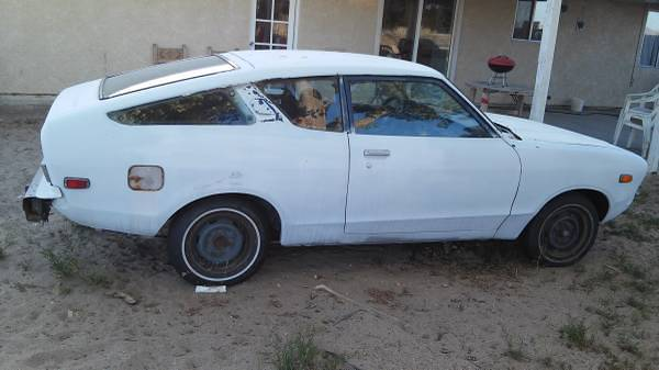 1976 Datsun B210 Hatchback Coupe For Sale in Lancaster ...