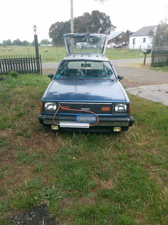 1980 datsun b210 wagon for sale in santa rosa california. Black Bedroom Furniture Sets. Home Design Ideas