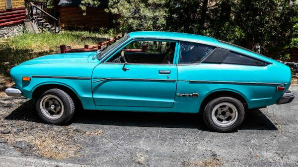 1974 Datsun B210 Hatchback Coupe For Sale in Wrightwood ...