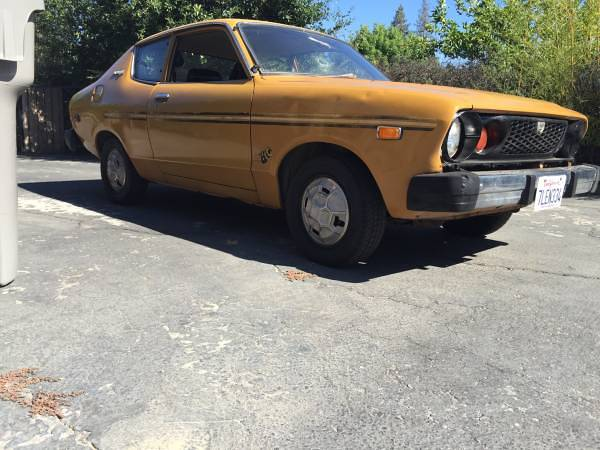 1975 datsun b210 honeybee for sale in fresno california. Black Bedroom Furniture Sets. Home Design Ideas