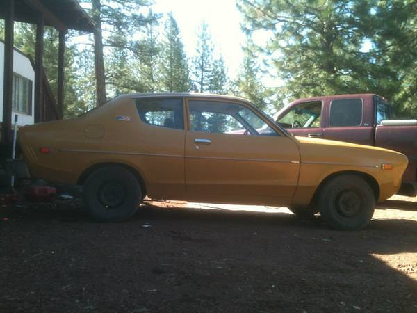 1978 Datsun B210 2 Door For Sale in Redding, California