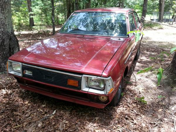 1981 Datsun B210 2 Door Coupe For Sale In Gainesville, Florida