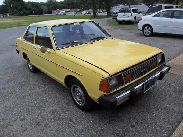 1981 Datsun B210 2 Door Coupe For Sale in Warner Robins, Georgia