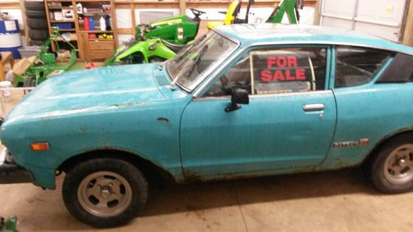 1977 Datsun B210 Hatchback Coupe For Sale in Aberdeen ...