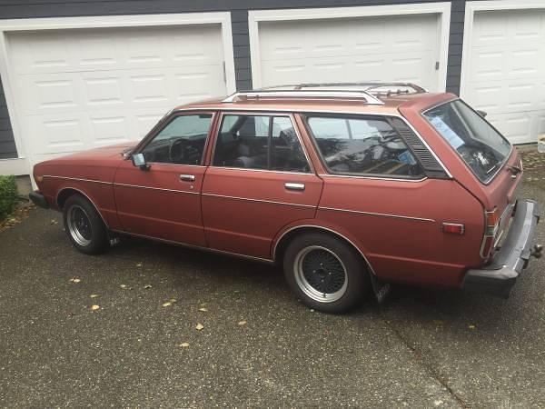 1980 Datsun B210 Wagon For Sale in Seattle, Washington
