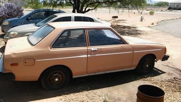 1981 Datsun B210 2 Door Coupe For Sale in Marana, Arizona