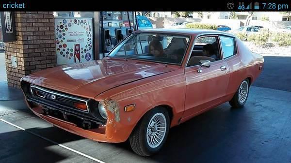 1977 Datsun B210 For Sale Ads - Nissan Sunny (Hathback ...