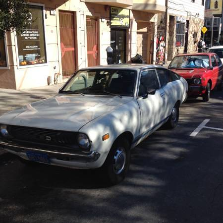 1975 Datsun B210 2 Door For Sale In Alamo Square California