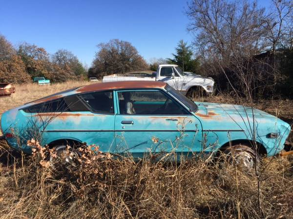 1976 Datsun B210 Hatchback Coupe For Sale in Oklahoma City ...