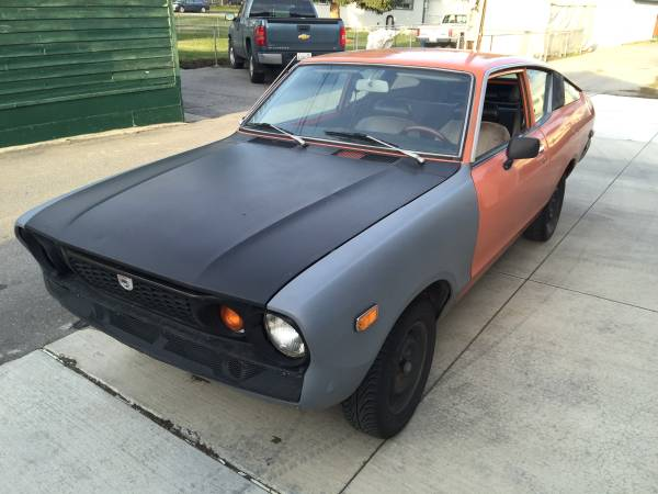 1974 Datsun B210 2 Door Coupe For Sale in Spokane, Washington