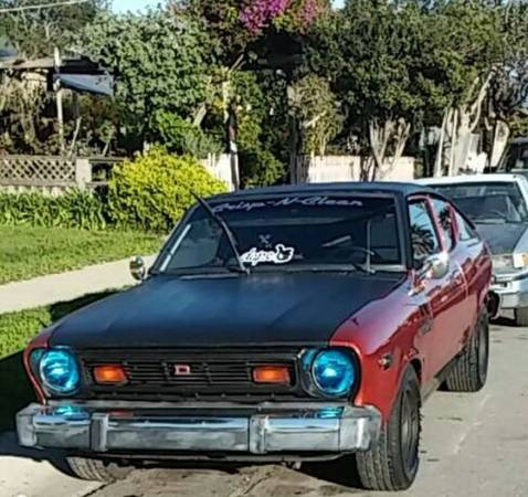 1977 datsun b210 parts car for sale in salinas california. Black Bedroom Furniture Sets. Home Design Ideas
