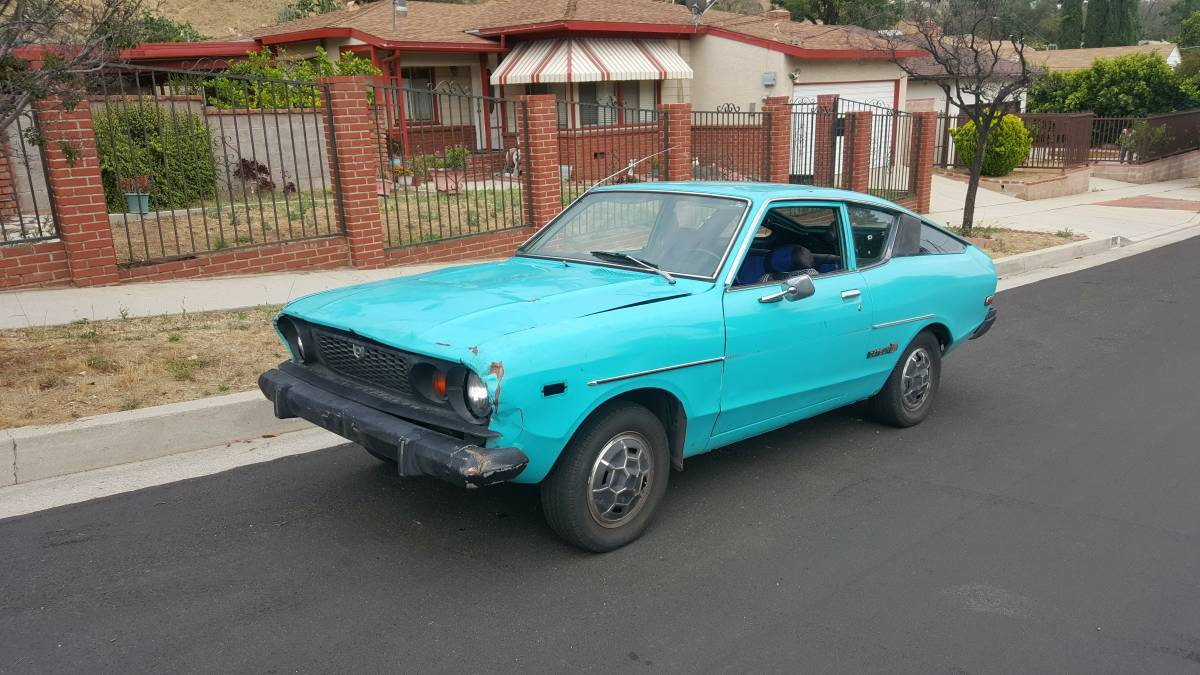 1975 Datsun B210 Hatchback Coupe For Sale In Los Angeles