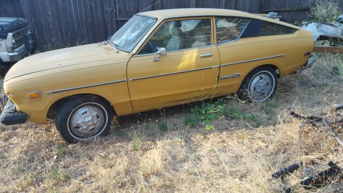 1974 Datsun B210 Hatchback Coupe For Sale in Gold Country ...