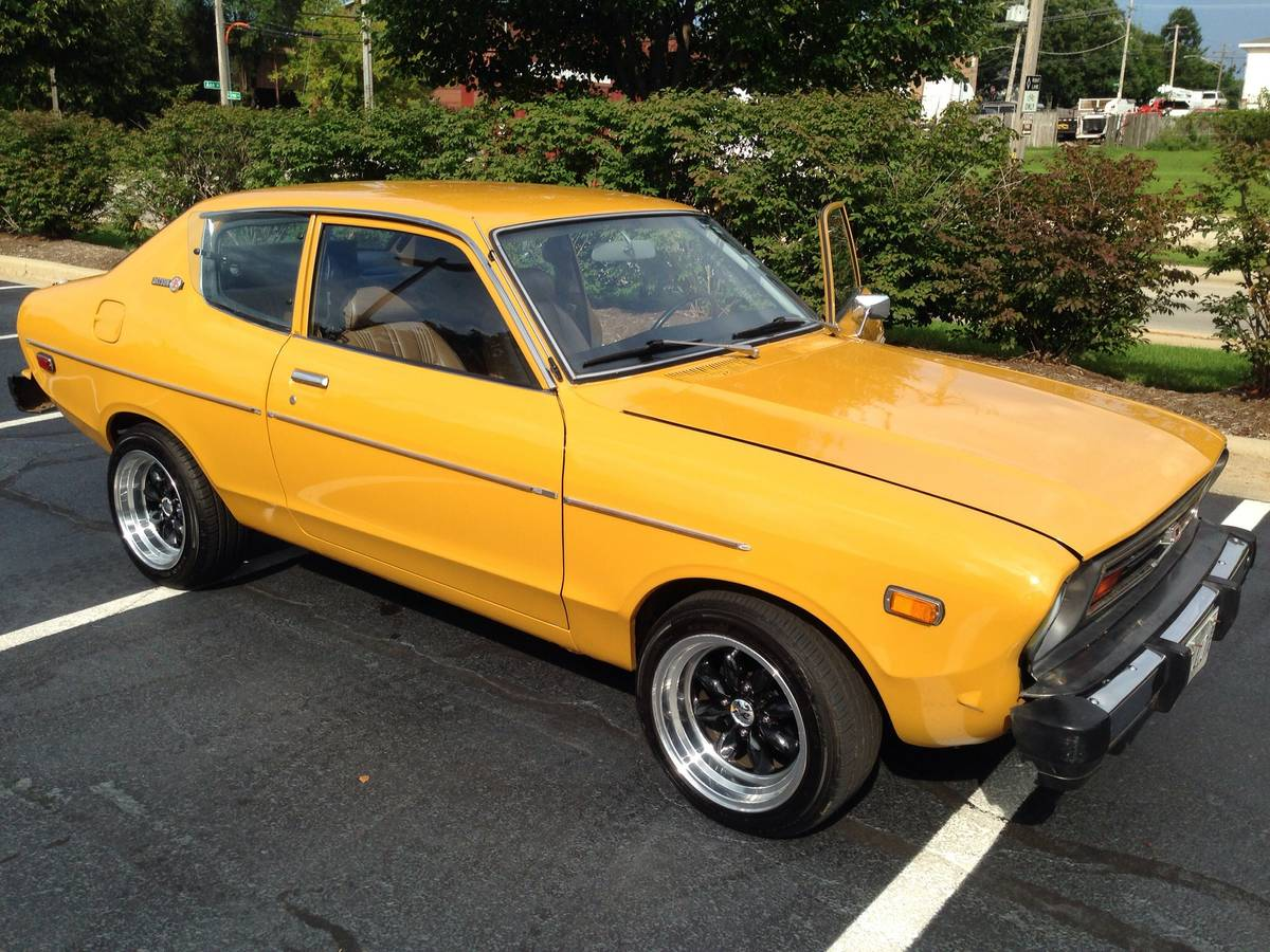 Craigslist Com Sacramento >> 1978 Datsun B210 Two Door Sedan For Sale in Elgin, Illinois