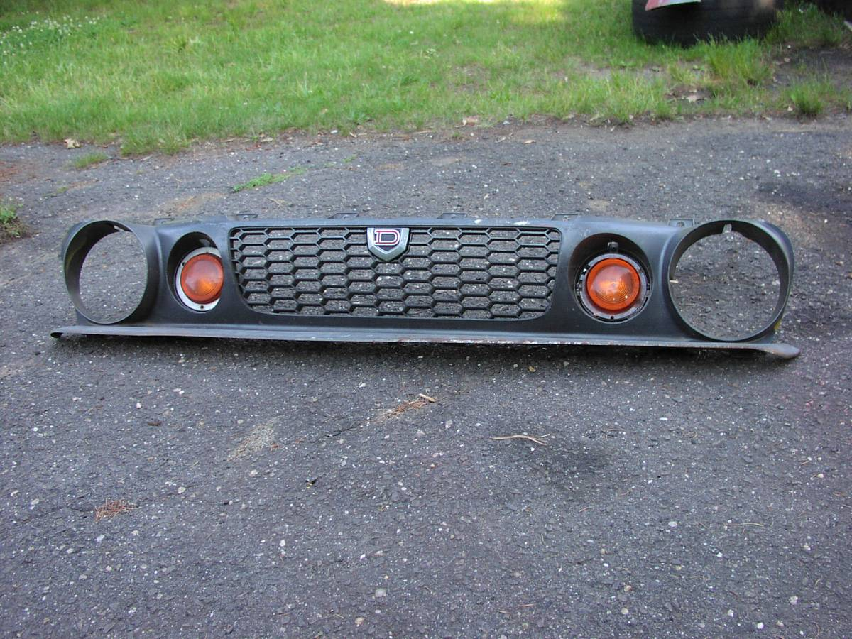 1974 Datsun B210 Grill With Emblem For Sale In Clifton New Jersey