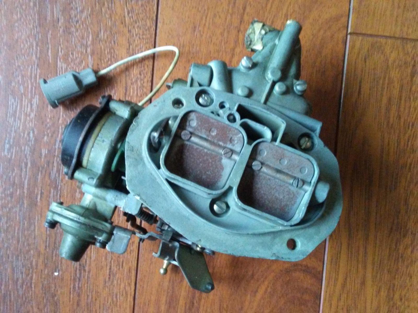 1979 datsun 210 carburetor