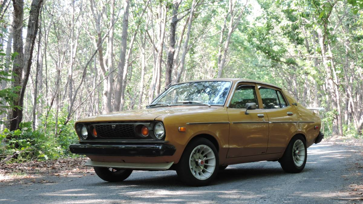 Craigslist Classifieds Los Angeles >> 1974 Datsun B210 Four Door Sedan For Sale in Greensboro, North Carolina
