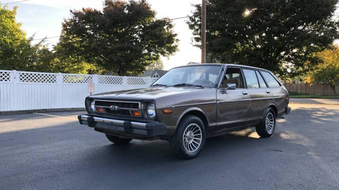 1979 Datsun B210 Station Wagon For Sale in Eugene, Oregon