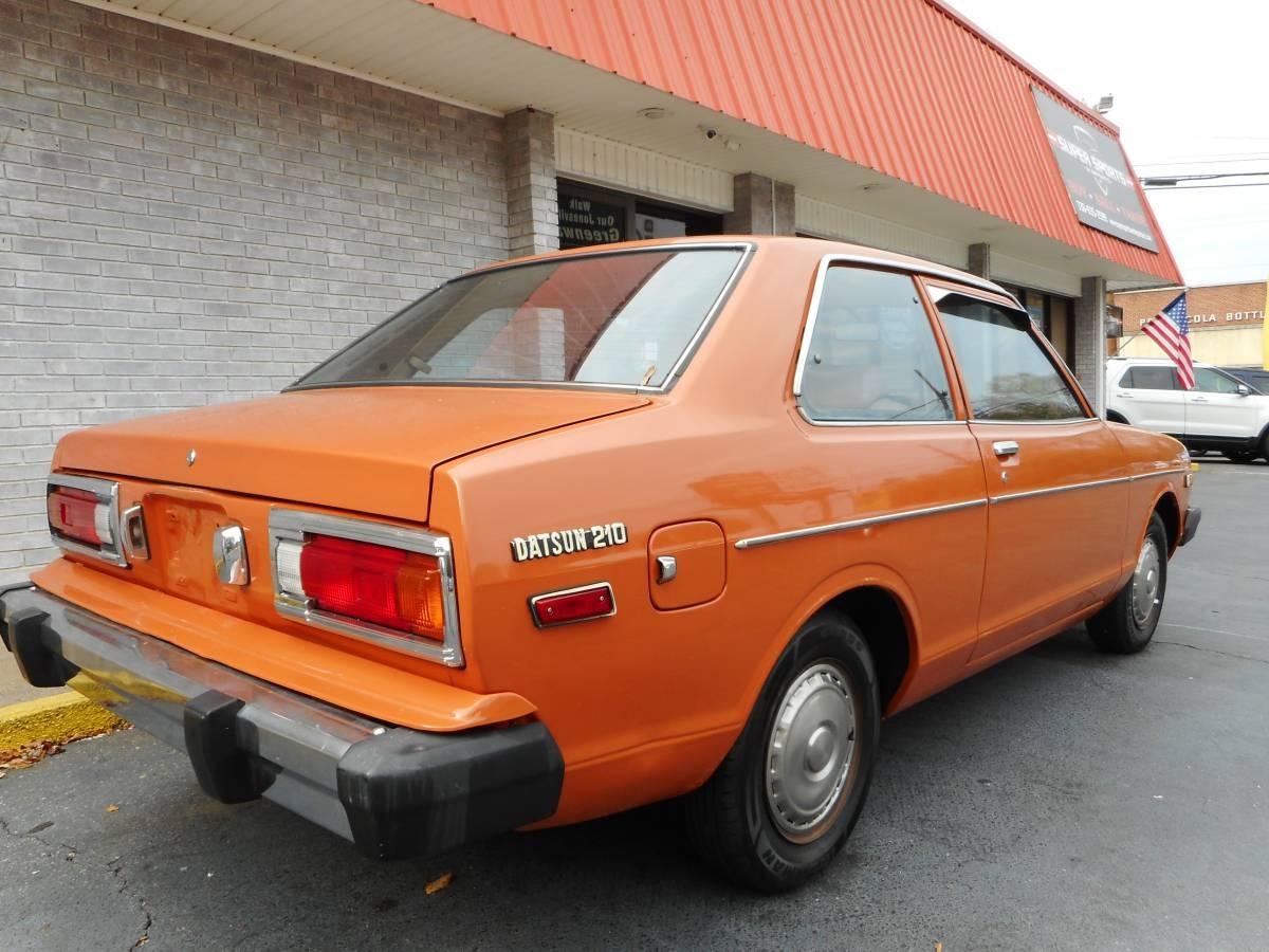 1979 Datsun B210 2DR Sedan For Sale in Jonesville, North ...
