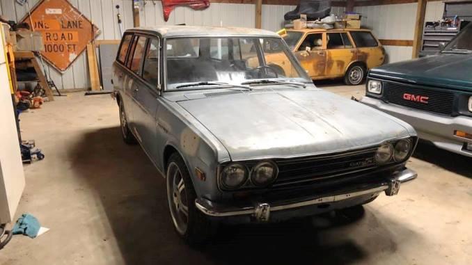 1971 ダットサン 510 ワゴン