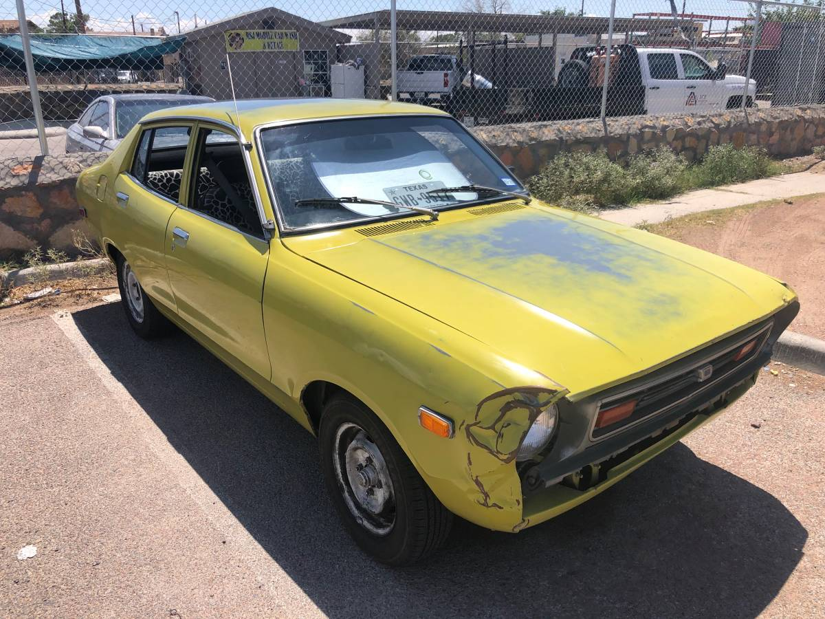 1977 Datsun B210 4DR Sedan 4cyl Manual For Sale in El Paso ...