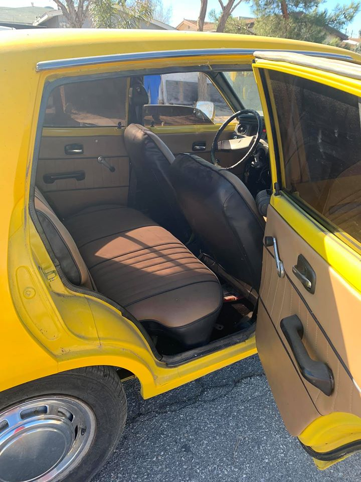 1974 Datsun B210 4DR Sedan Automatic For Sale in Palmdale, CA