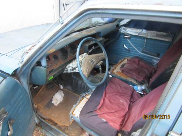 1978 Datsun B210 Wagon For Sale in Martinsville, Virginia