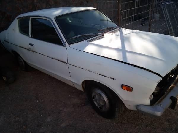 1975 Datsun B210 Hatchback For Sale in El Paso, Texas