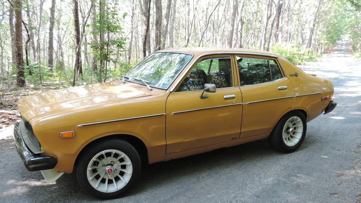 1974 Datsun B210 Four Door Sedan For Sale in Greensboro ...