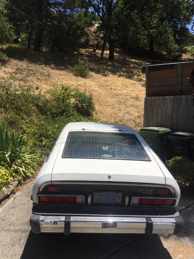 1977 Datsun B210 Hatchback For Sale in Walnut Creek ...