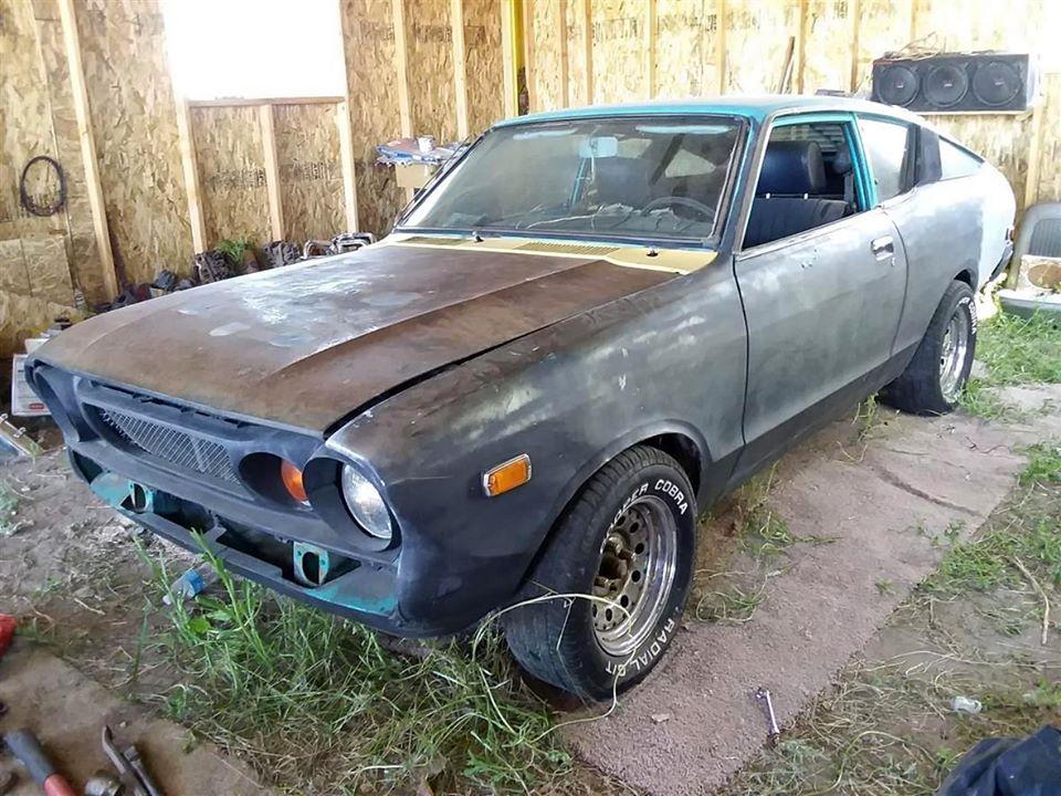 1974 Datsun B210 Hatchback Coupe For Sale in Fallon, Nevada