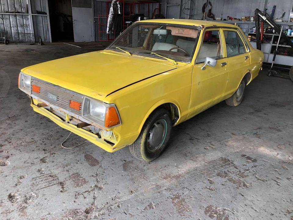 1980 Datsun B210 Four Door Sedan For Sale in McAllen, TX