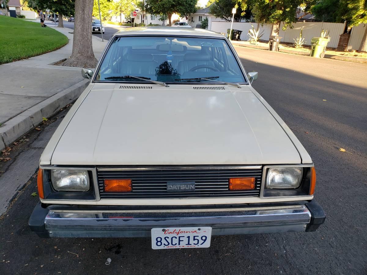 1981 Datsun B210 Station Wagon For Sale in Palmdale, CA